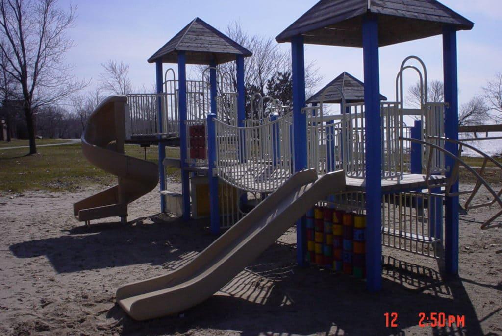 Evangola State Park Playground