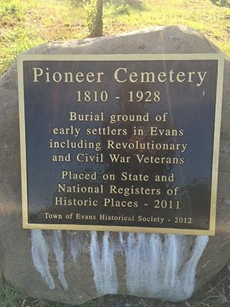 Historical Pioneer Cemetery