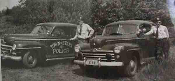 Evans Police