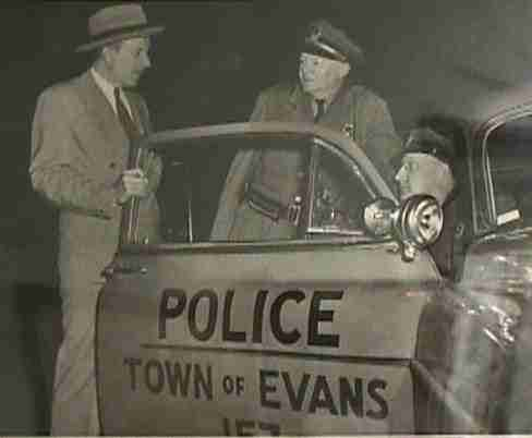 Town of Evans Police
