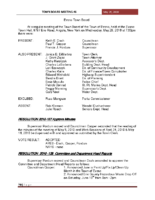 2010-05-26_town_board_meeting_minutes_and_attachments